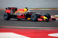 Red Bull Racing RB12 Tag-Heuer