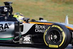 Force India VJM09 Mercedes