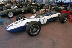Scirocco SP1 BRM SP-2-63