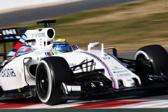 Williams FW38 Mercedes FW38-02