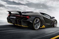 Lamborghini Centenario Coupé