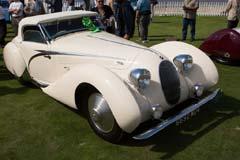 Talbot Lago T150C SS Figoni & Falaschi Cabriolet 90111