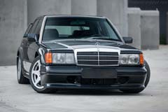 Mercedes-Benz 190 E 2.5-16 Evolution II WDB2010361F735117