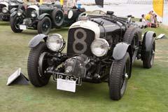 Bentley 4½-Litre 'Blower' Le Mans Tourer HR3976