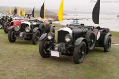 Bentley 4½-Litre 'Blower' Le Mans Tourer HF3187