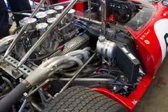 Lola T70 Mk3B Spyder Chevrolet SL75/125