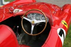 Ferrari 121 LM Scaglietti Spyder 0532LM