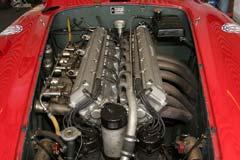 Ferrari 121 LM Scaglietti Spyder 0558LM