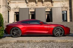 Aston Martin Vanquish Zagato Concept SCFLMCPZ9GGJ30000