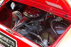 Fiat Moretti 850 Sportiva