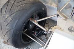 BRM P154 Chevrolet P154-02