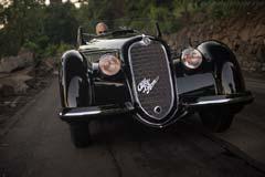 Alfa Romeo 8C 2900B Lungo Touring Spider 412041