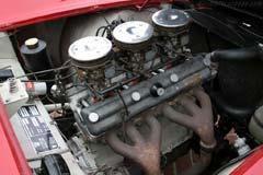 Arnolt Bristol Deluxe Roadster 404/X/3050
