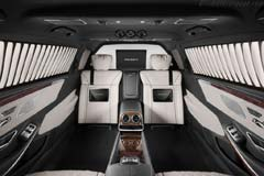 Mercedes-Maybach S 600 Pullman Guard