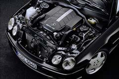 Mercedes-Benz CL 55 AMG