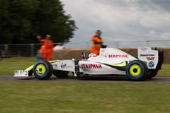 Brawn GP BGP001 Mercedes BGP001-02