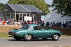 Jaguar E-Type Lightweight Roadster S850661