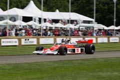 McLaren M23 Cosworth M23-6