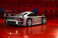 Porsche 911 GT1 Strassenversion