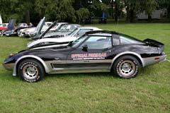 Chevrolet Corvette C3 25th Anniversary