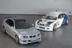 BMW M3 GTR Strassen Version