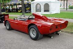 Alfa Romeo 33 'Periscopica' Spider 75033.004