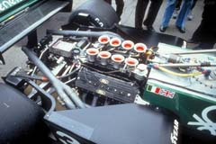Tyrrell 011 Cosworth