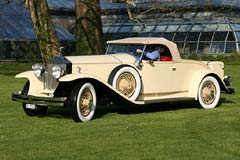 Rolls-Royce Phantom I Brewster Playboy Roadster S186PR