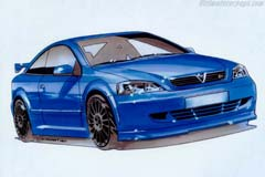 Vauxhall Astra Coupe 888