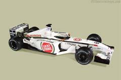 BAR 004 Honda