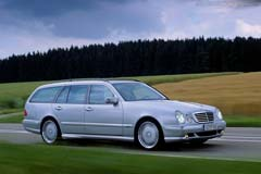 Mercedes-Benz E 55 AMG Estate