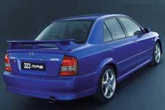 Mazda 323 MPS