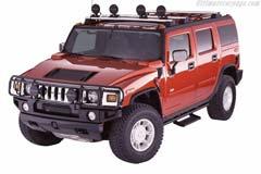 Hummer H2 SUV