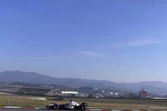 McLaren MP4-17 Mercedes