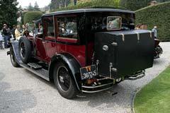 Isotta Fraschini 8A Coupe de Ville
