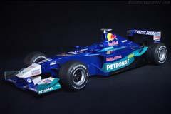 Sauber C21 Petronas