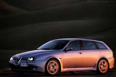 Alfa Romeo 156 Sportwagon GTA