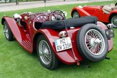 Jaguar SS 100 3.5-litre Roadster