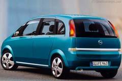 Opel Concept M