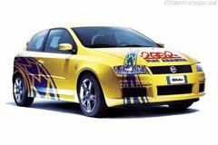 Fiat Stilo Abarth Rally