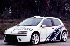 Fiat Punto Abarth Rally