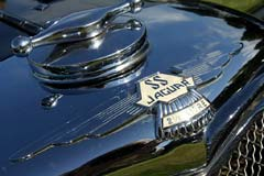 Jaguar SS 100 2.5-litre Roadster