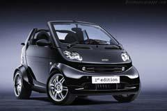 Smart-Brabus Cabrio 1st Edition