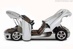Koenigsegg CC 8S 7001