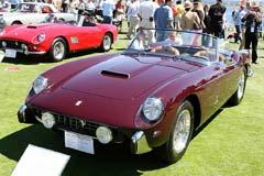 Ferrari 250 GT Pinin Farina Cabriolet 0813GT
