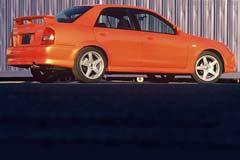 Mazda Mazdaspeed Protege