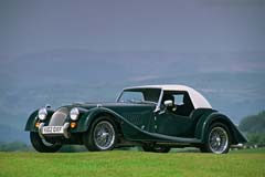 Morgan Plus 8 Le Mans '62 Edition