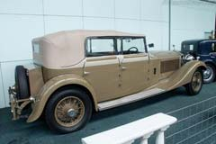 Rolls-Royce Phantom II All Weather Tourer
