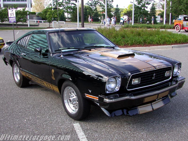 1976 Mustang Cobra II - Ultimatecarpage.com - Images, Specifications and Information