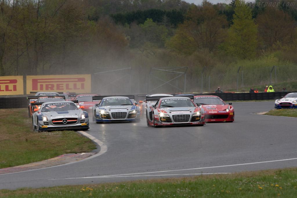 Start race 1    - 2012 Coupes de Paques